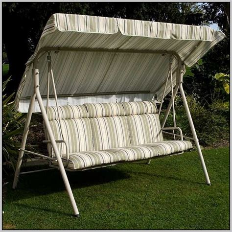 replacement swings for swing sets outdoor patio swing cushion replacement garden 2 seater
