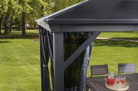 gazebo verona verona top gazebos collections sojag