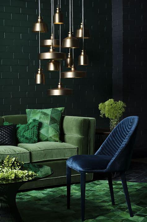 trendy velvet furniture  home decor ideas digsdigs