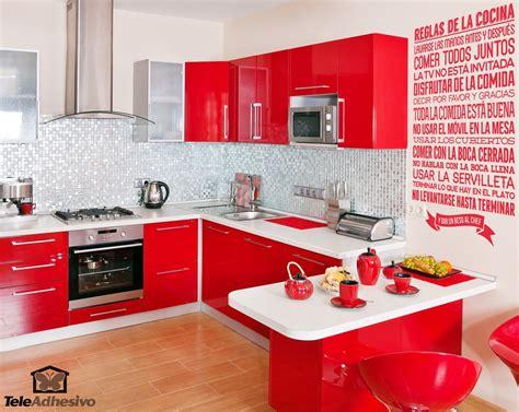 la cocina de las c 243 mo decorar con vinilos makeupdecor