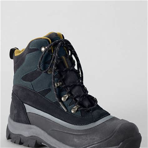 s kenosha snow boots from lands end from land s end
