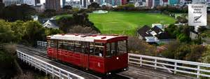 new zealand cable car activities in wellington wellington cable car new zealand