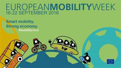 settimana europea della mobilit 224 sostenibile gli eventi