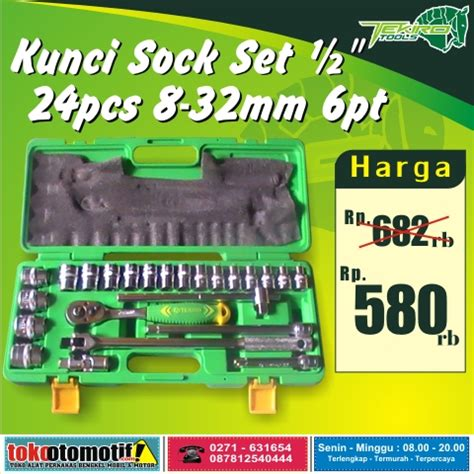 Kunci Ring Set 12 Pcs 6 32mm Wipro kunci socket set tekiro 1 2 quot 24pcs 8 32mm 6pt kaskus the largest community