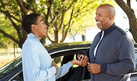allstate all alone the father driving alone talking and auto insurance for teens allstate insurance