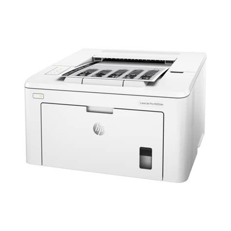Printer Hp Laserjet Network hp laserjet pro m203dn g3q46a duplex network printer