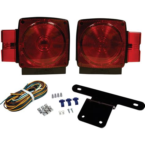 trailer brake light kit blazer submersible incandescent trailer light kit model