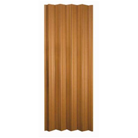Accordion Closet Doors Lowes Shop Reliabilt Fruitwood 1 Panel Accordion Interior Door Common 36 In X 80 In Actual 36 5 In