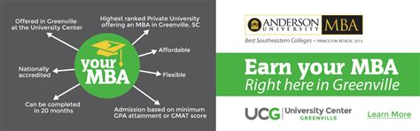 Southeastern Accreditation Mba by Center Mba