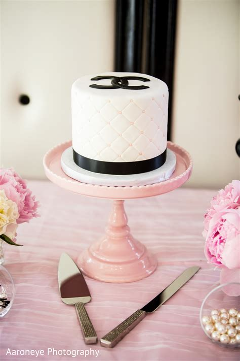 Chanel Bridal Shower by Chanel Themed Bridal Shower By Aaroneye Photography Trueblu