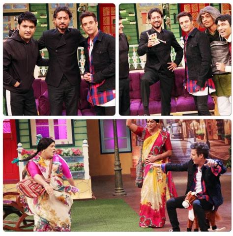 what s in a name kapil s take jimmy sheirgill reveals his real name on the kapil sharma show