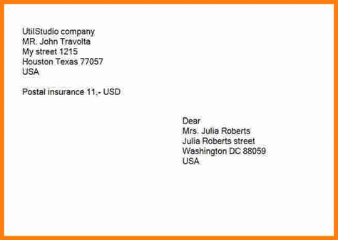 Business Letter Format Addresses Letter Envelope Format Pictures To Pin On Pinsdaddy