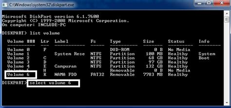 format hdd lewat cmd tips mudah format flashdisk lewat cmd command prompt