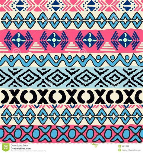 musterbäder bilder nahtloses muster in der aztekischen lizenzfreies