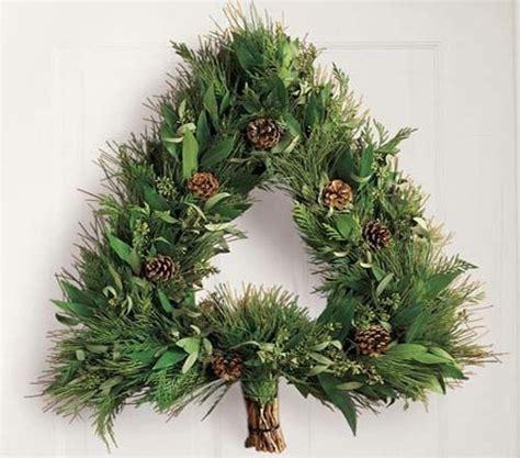 unique christmas wreath wreaths pinterest