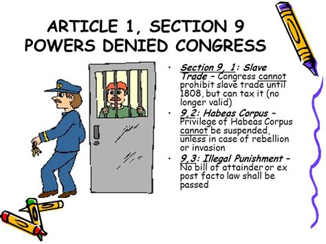 powers of congress article 1 section 8 our living constitution ppt download