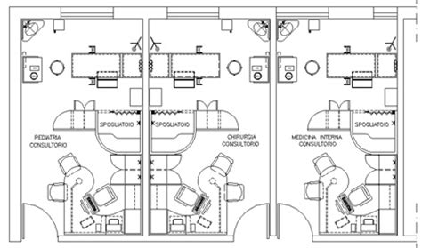 tenda dwg ospedali 2 progetti e schemi dwg