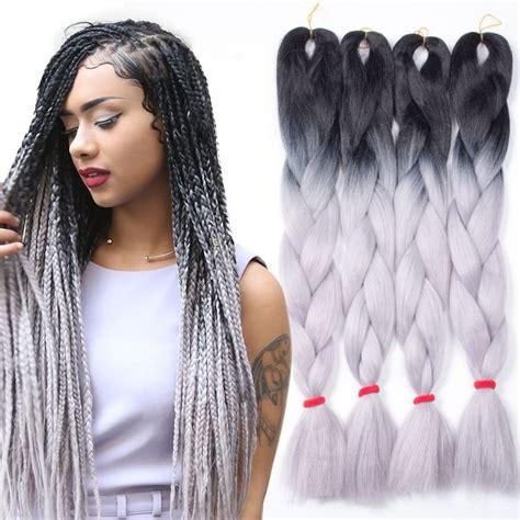 box hair color hair still gray best 25 grey box braids ideas on pinterest