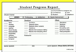 Progress Reports 5 Things You Should Know The Tutoring Solution Tutoring Report Template