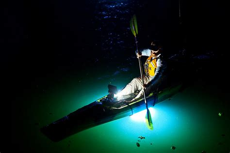 kayak lights for night fishing nocqua sport led now available yak outlawsyak outlaws