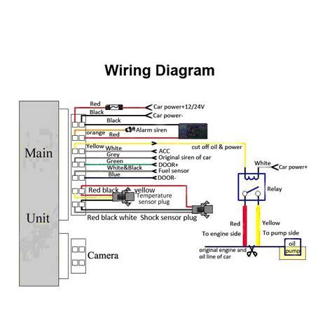 ungo car alarm wiring diagram prestige car alarm wiring