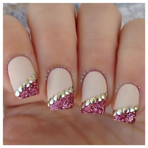 Glitter Nails by Glitter Tips And Tricks Nail That Accent