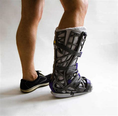 boot for sprained ankle how wear boot on sprained ankle things you didn t