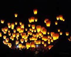 lanterne di carta volanti fai da te lanterne addobbi ricevimento matrimonio