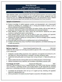 medical sales representative resume sample resume
