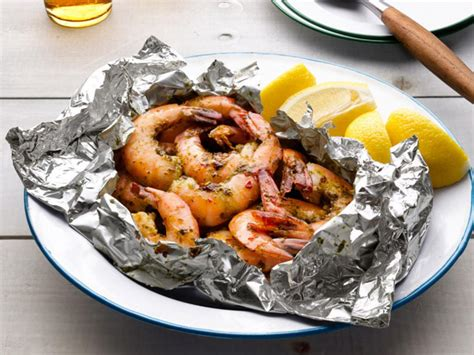 50 things to grill in foil food network grilling and