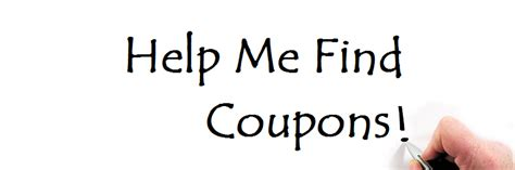 Help Me Find by Help Me Find Coupons Helpfindcoupons