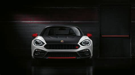 Abarth Car Wallpaper Hd by 2017 Fiat 124 Spider Abarth Wallpaper Hd Car Wallpapers