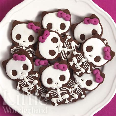Fall Decoration Pinterest - 16 hello kitty cookies for halloween top easy design for party decor project easy idea