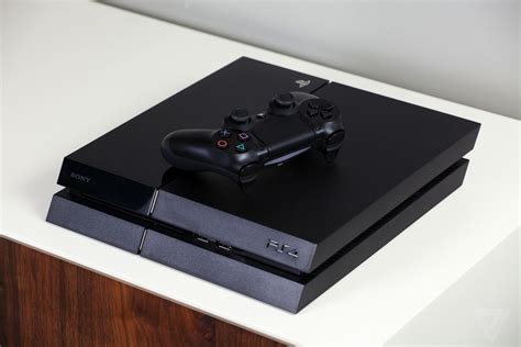 playstation ps4 sony playstation 4 review the verge