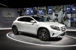 Gla Mercedes Suv New 2015 Mercedes Gla Compact Suv From 31 300 In The U S