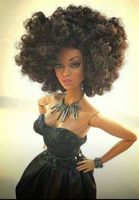 black doll hair 48 best black dolls with hair images on