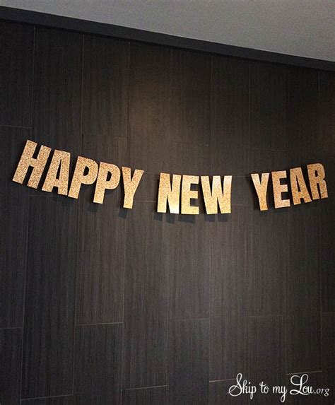 free printable banner happy new year printable happy new year banner skip to my lou