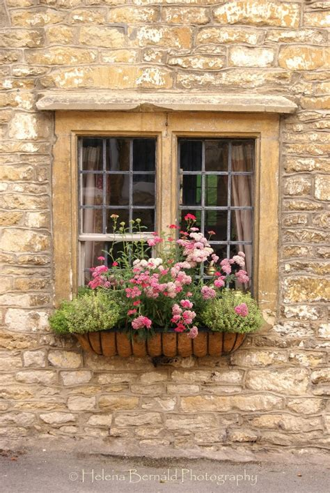 Cottage Window Boxes by Hydrangea Hill Cottage Windowboxes