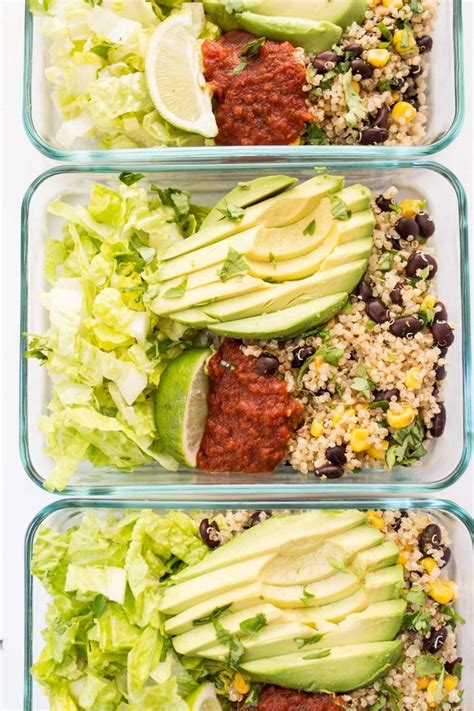 Detox School Lunches by Best 25 Weekly Meal Prep Ideas On Lunch Meal
