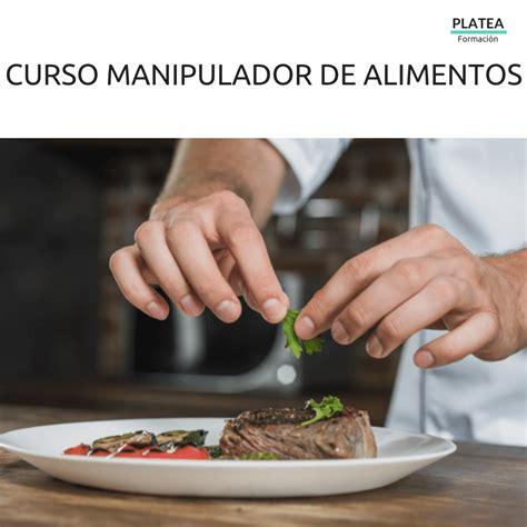 curso online de manipulador de alimentos curso manipulador de alimentos platea formaci 243 n