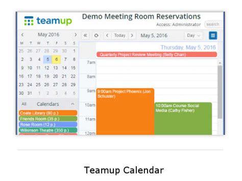 best program the best calendar software for small business