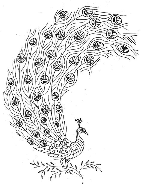 black and white embroidery patterns vintage embroidery transfer repo 7405 elegant peacocks for