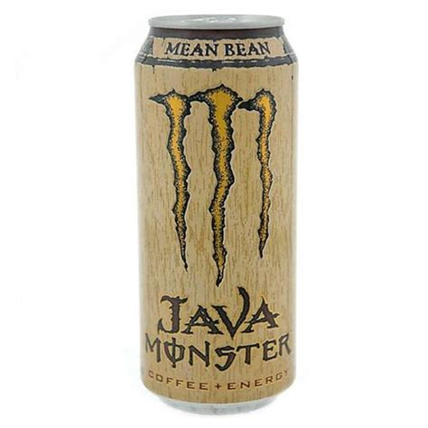 m 15 energy drink java bean energy drink 15 oz cans pack of 12