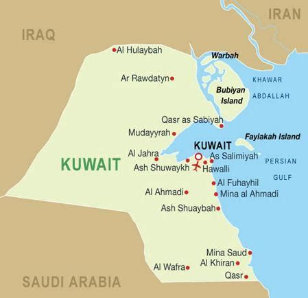 Kuwait Address Finder Kuwait Maps Welcome2kuwait