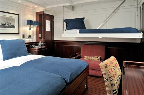 Pullman Cabin by Luxury Yacht Charter Trust Fund Trust Guest