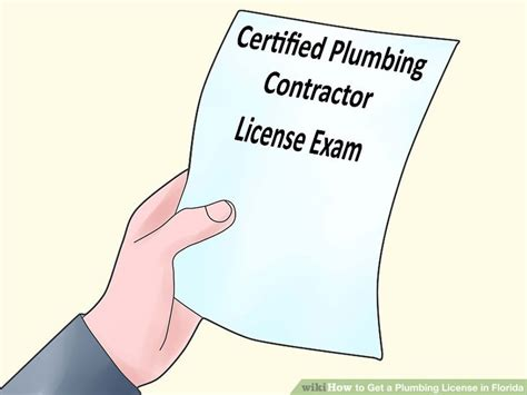 Florida Plumbing by How To Get A Plumbing License In Florida 10 Steps With