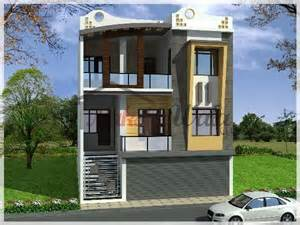 Kerala Home Design 20 Lakhs residential cum commercial elevation 3d front view design