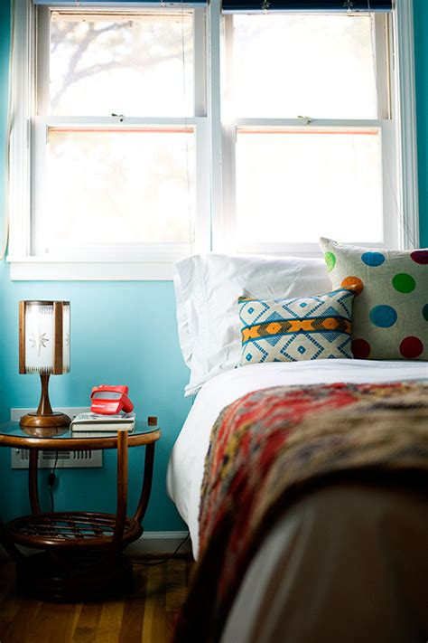 an atlanta home with a thing for the paint color design sponge