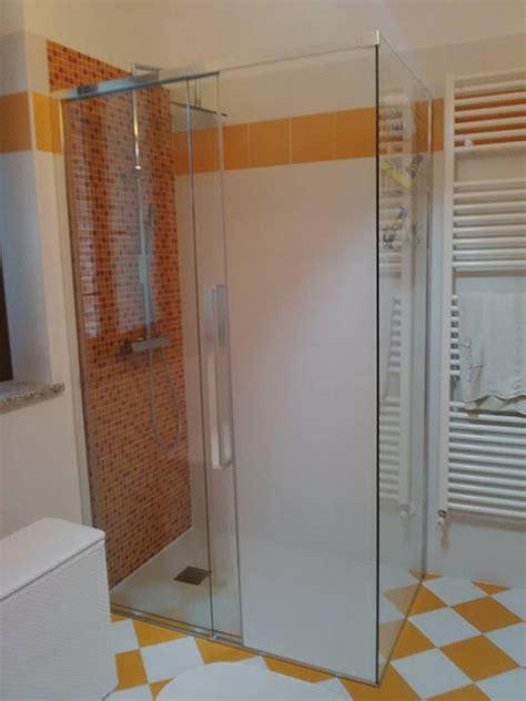 cabina doccia a pavimento box doccia a filo pavimento da la cabina