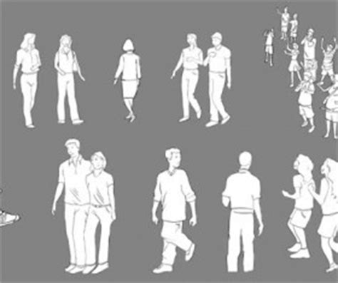 People PSD File free download